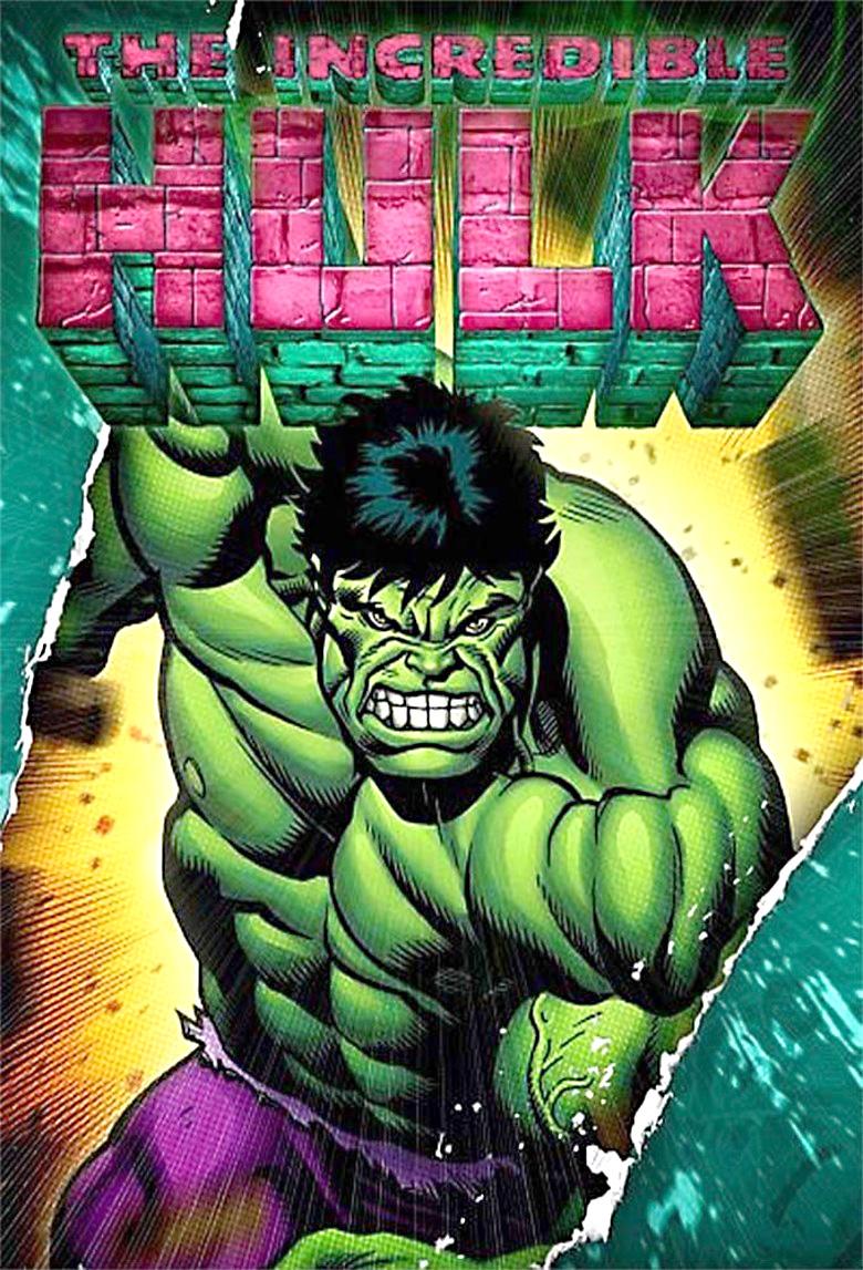 Hulk: El hombre increíble (serie animada)