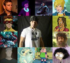 Jesús y algunos de sus personajes.jpg