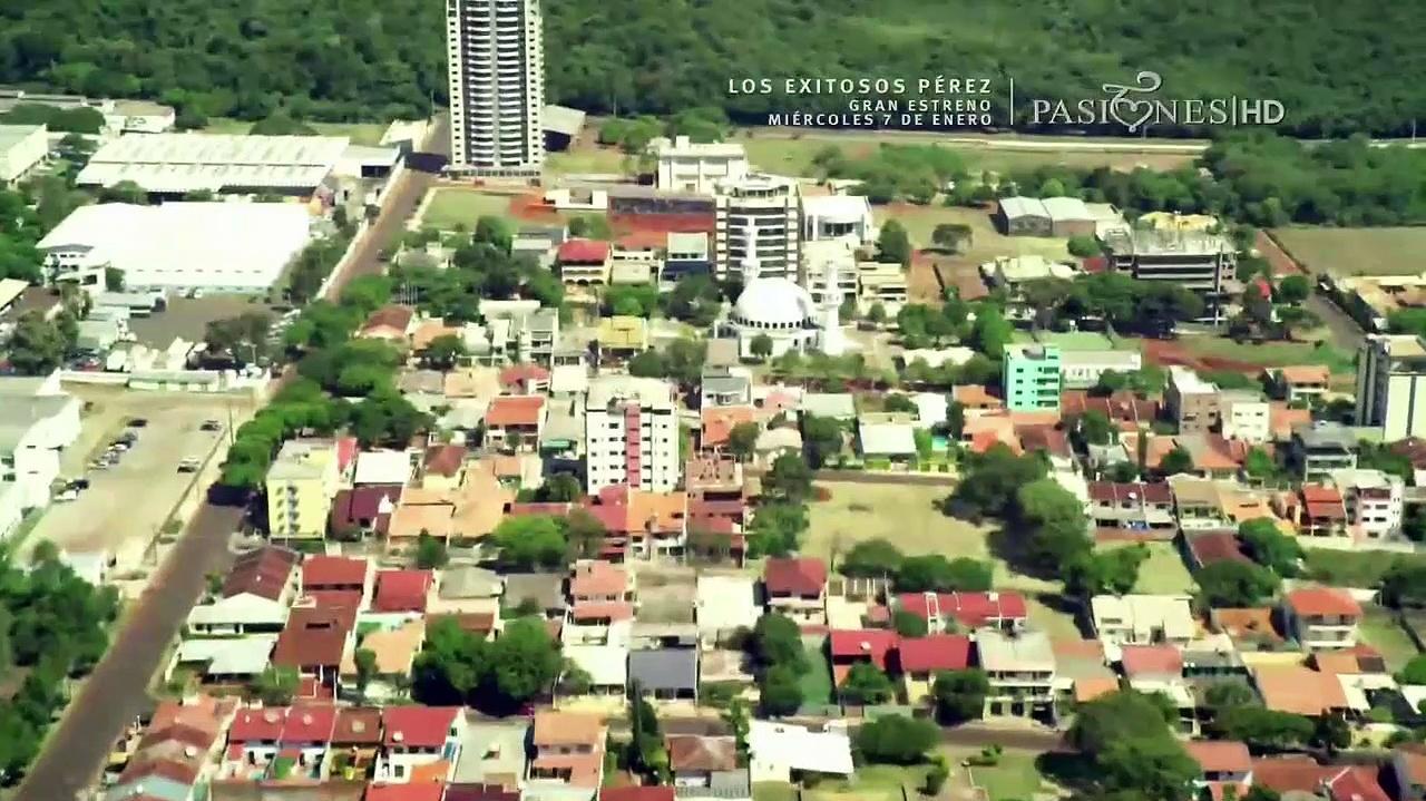 Las Brasileñas - La Adormecida de Foz Do Iguaçu-1