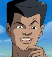 Lonnie Lincoln de ñiño en Spider-Man (serie animada)