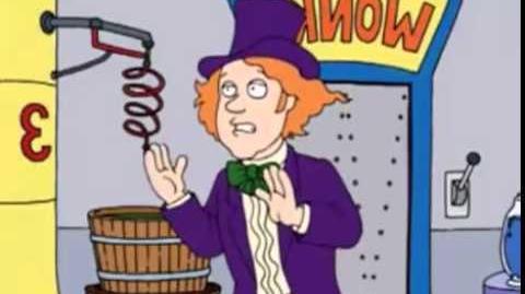 Padre de Familia - Callate Wonka!