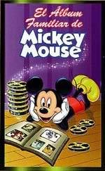 El álbum familiar de Mickey