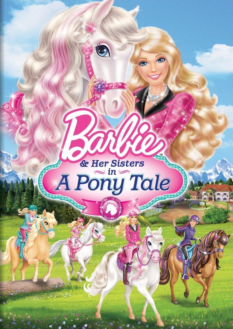 Barbie y sus hermanas: En una historia de ponis