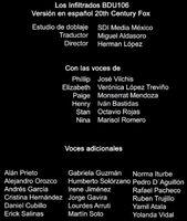 Doblaje Latino de The Americans (1ª Temp. - Cap. 7)