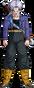 Future trunks render 10 by maxiuchiha22-dchf9r7