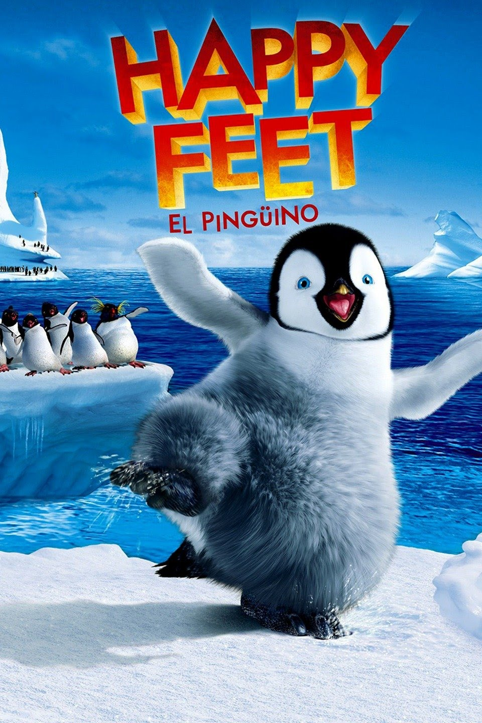 Happy Feet: El pingüino
