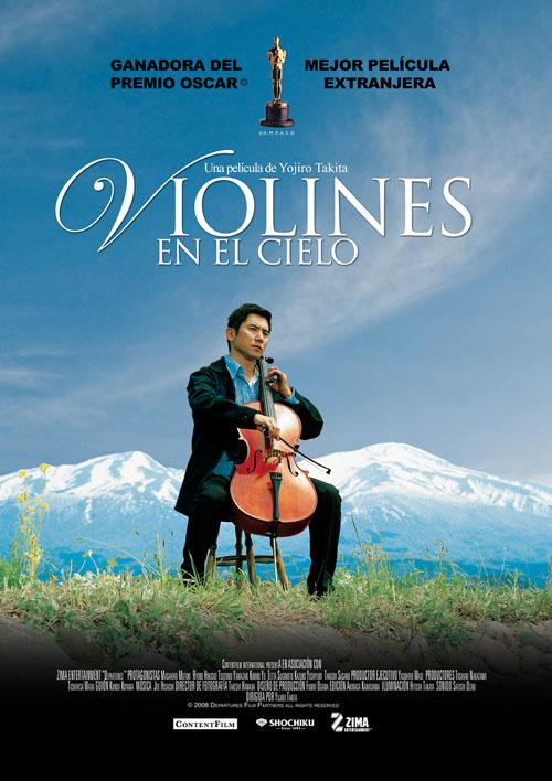 Violines en el cielo