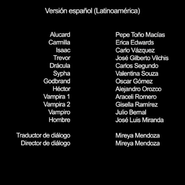 Credits(ep.2 temp.2) Castlevania