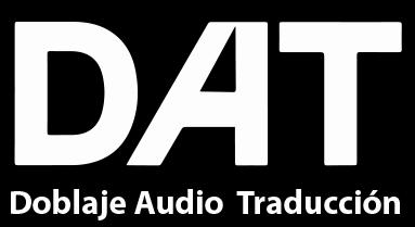 DAT Doblaje Audio Traducción