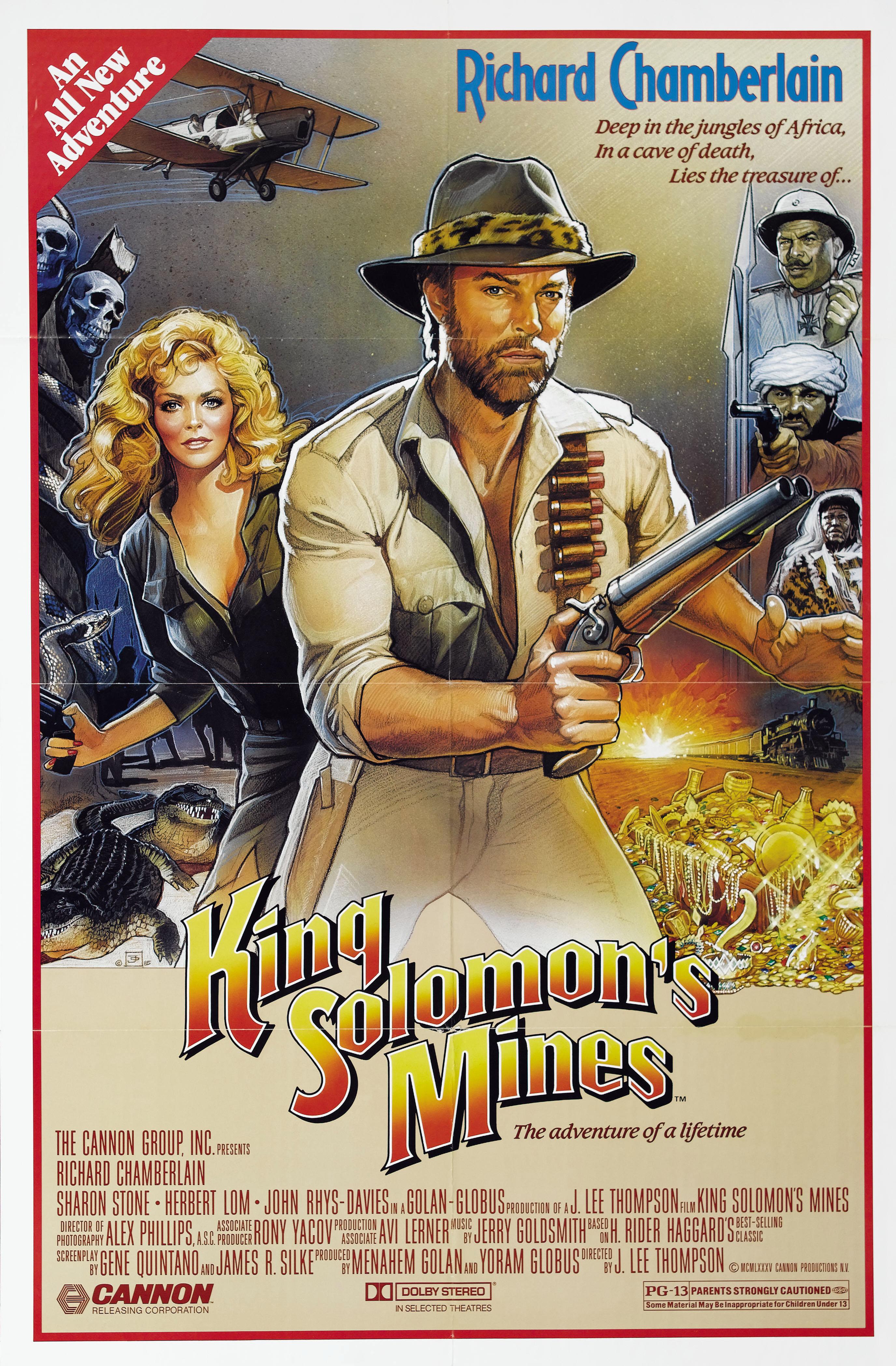 Las minas del rey Salomón y la cueva de la muerte