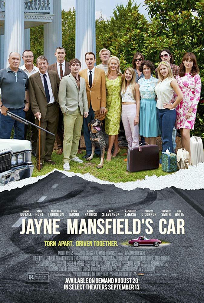 El auto de Mansfield