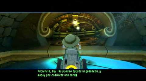Sly Cooper Thieves In Time ( Demo Gameplay )