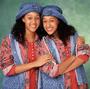 Tia Mowry and Tamera Mowry in Sister Sister