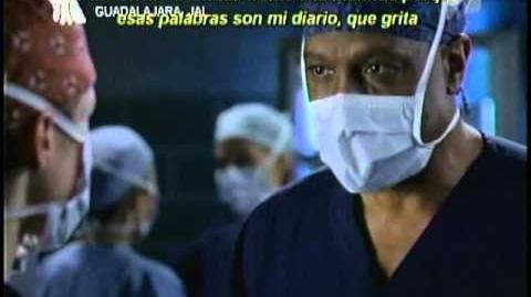 María Inés como Lucy Fields en Grey's Anatomy (doblaje)