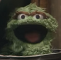 Oscar the Grouch AMFChristmas