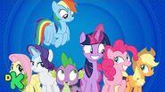 Parte 2 ¡Se restaura la magia de Equestria! My Little Pony Discovery Kids