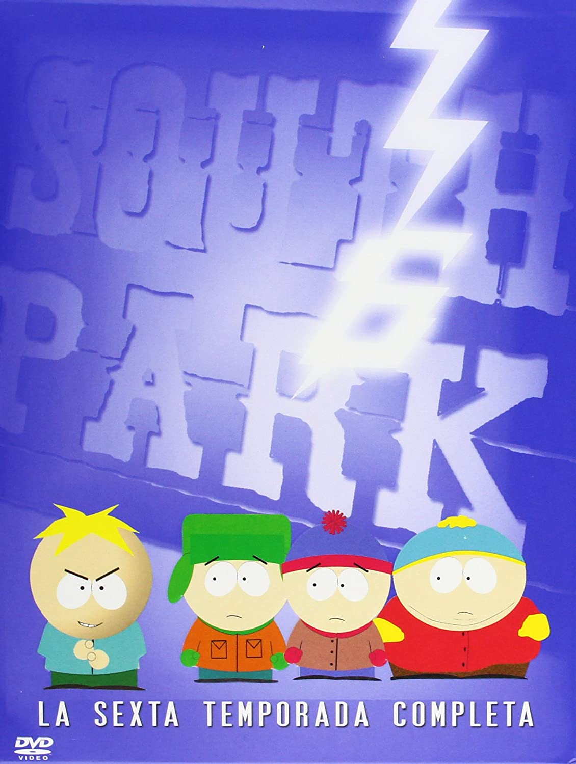 Anexo:6ª temporada de South Park