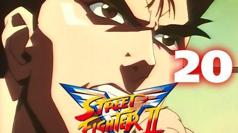 Street Fighter II V - CAP.20. Hado la fuerza preponderante del cosmos