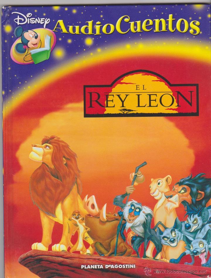 El rey león (audio-cuento)