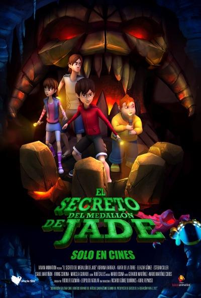 El secreto del medallón de jade