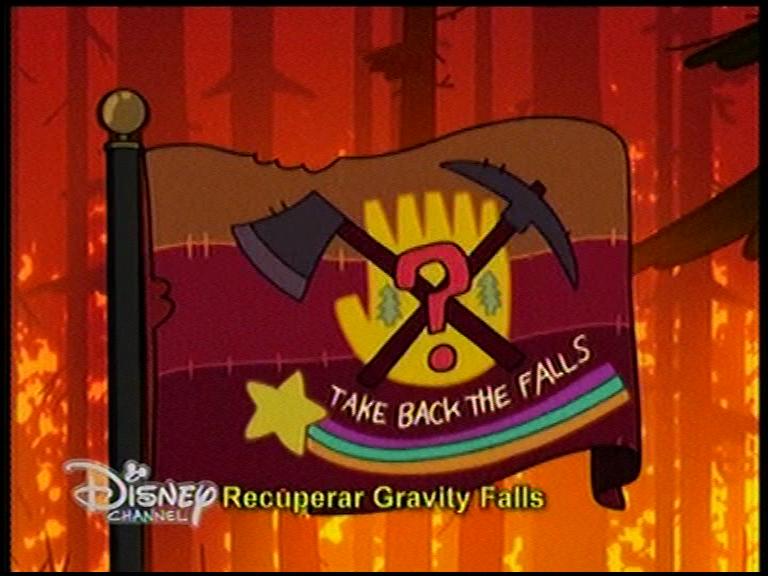 Raromageddon 3: Recuperar Gravity Falls