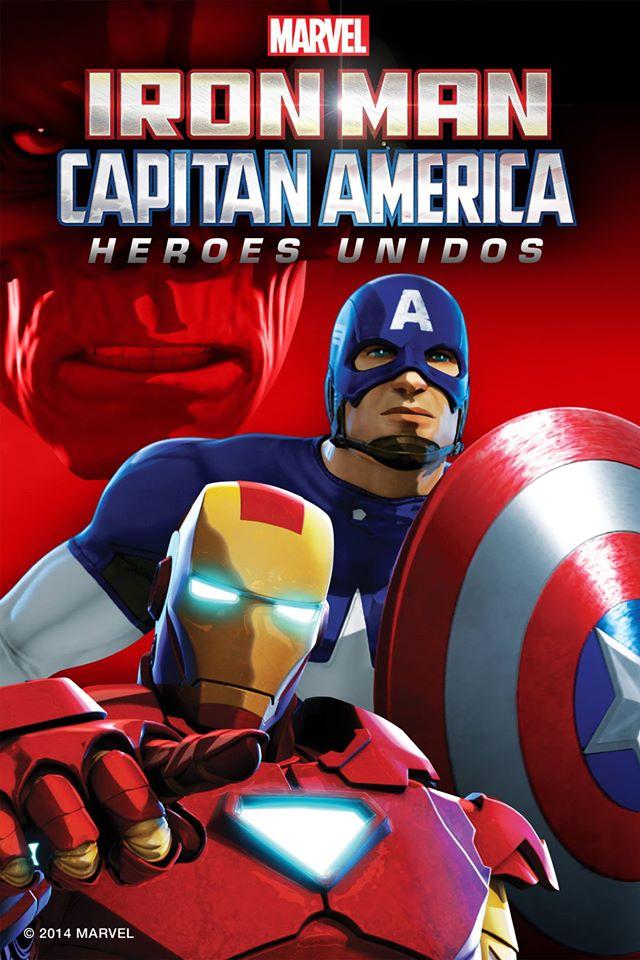 Iron Man y Capitán América: Héroes Unidos