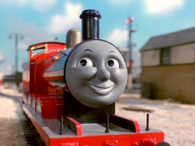 James (Thomas y sus amigos)