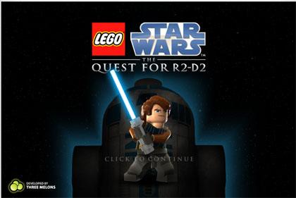 Lego Star Wars: La Búsqueda de R2-D2