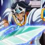 SSO Aegaeon de la Espada Sagrada armadura