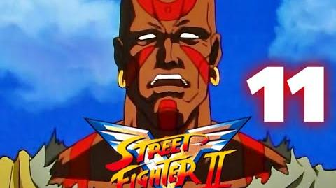 Street Fighter II V - CAP.11. Las garras de las fieras