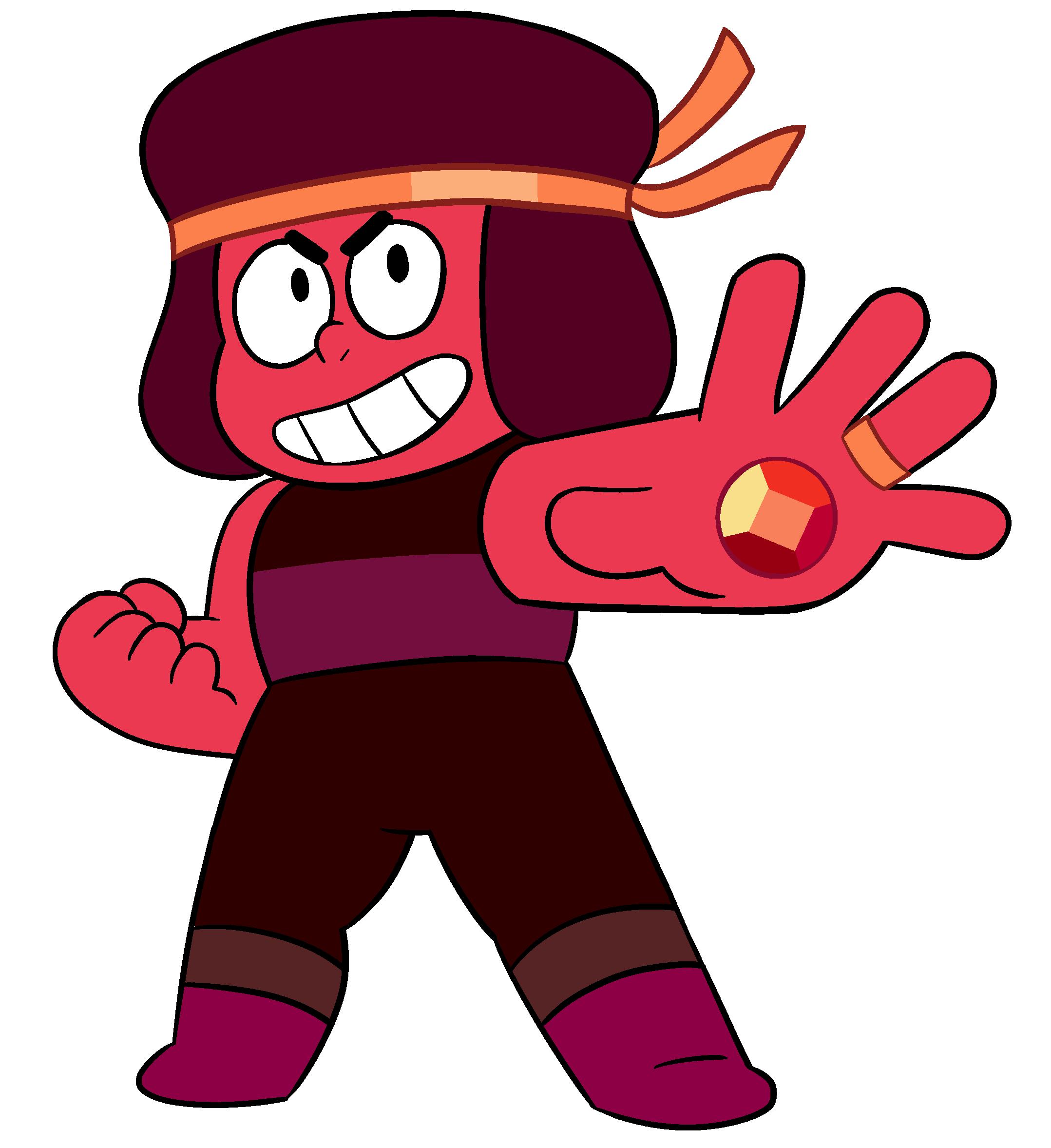 Rubí (Steven Universe)