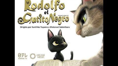 Trailer de Rodolfo el Gatito Negro Doblaje Latino Arcade Media