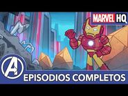 -2 Marvel Funko Battleworld presenta- Travesuras High-Tech