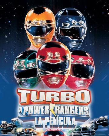 Turbo Una Película De Los Power Rangers Doblaje Wiki Fandom