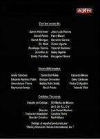 Créditos de doblaje de Mentes criminales (Temporada 4) (TV) (AXN)