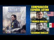 Día del Atentado -2016- Comparación del Doblaje Latino Original y Redoblaje - Español Latino