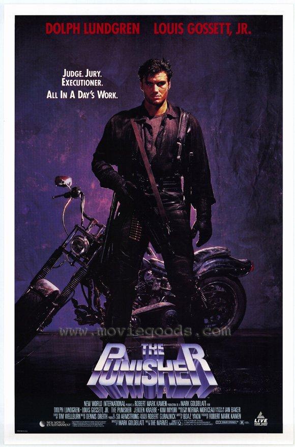 El castigador (1989)