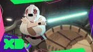 Entrenamiento con el Sable de Luz Star Wars Galaxy of Adventures