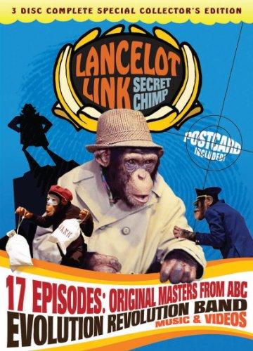 Lancelot Link: Chimpancé secreto