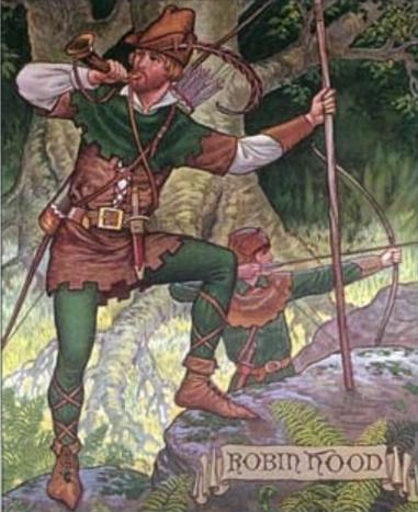 Robin Hood (personaje)
