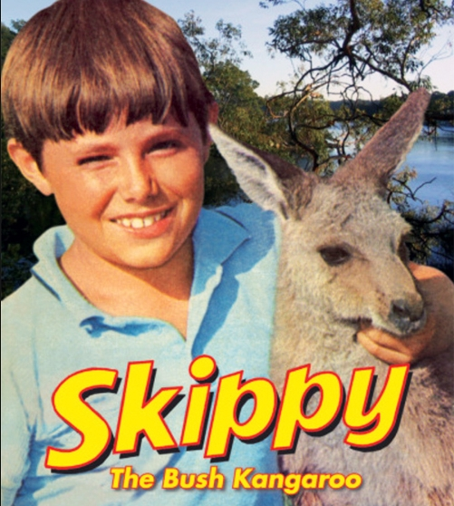Skippy, el canguro