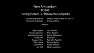 Créditos doblaje New Amsterdam (temp. 2 ep. 2)
