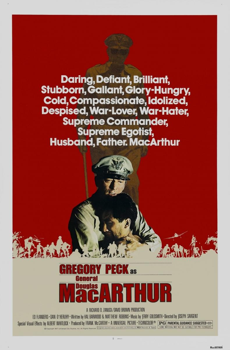 MacArthur: El general rebelde