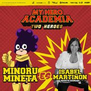 My Hero Academia - Dos Héroes (Actores presentados 14)