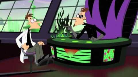 Phineas y Ferb a través de la 2ª dimensión en fabuloso 2D - Avance Exclusivo