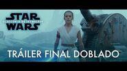 Star Wars El Ascenso de Skywalker – Nuevo Tráiler Oficial (Doblado)