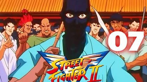 Street Fighter II V - CAP.07. La venganza de Ashura