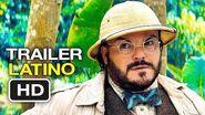 Trailer Español LATINO JUMANJI 3 Siguiente Nivel trailer (2019) (HD) Jack Black