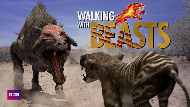 Caminando con Bestias Prehistóricas