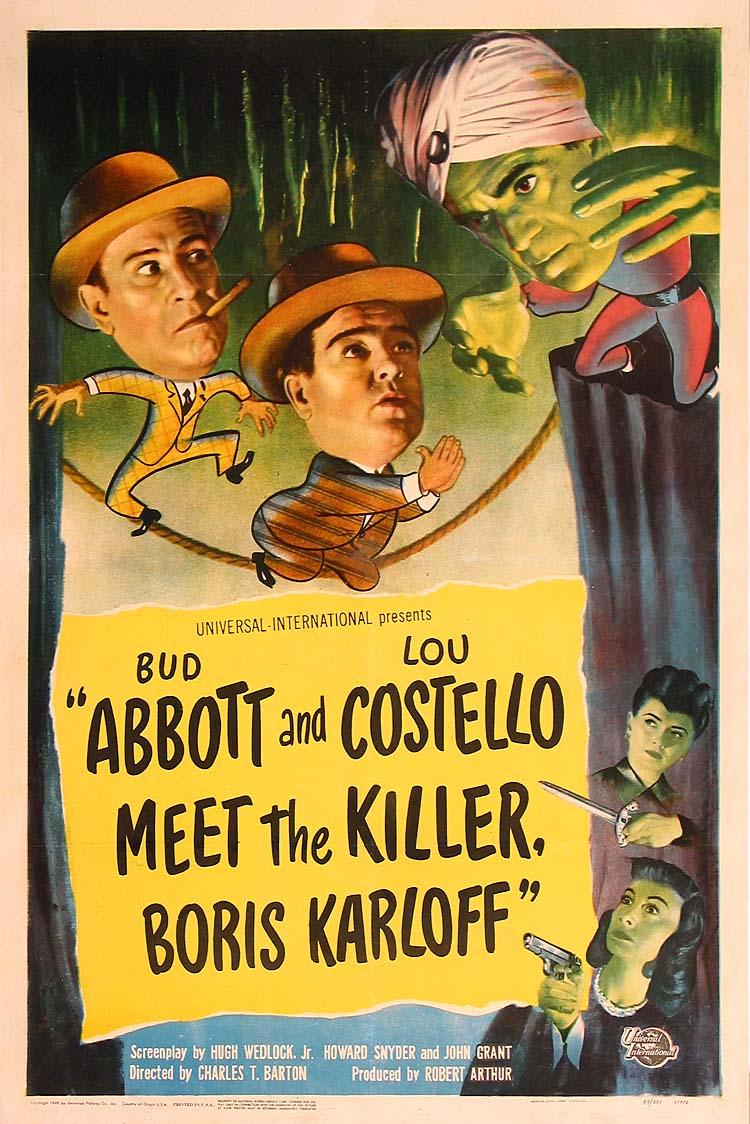 Abbott y Costello: Contra los asesinos